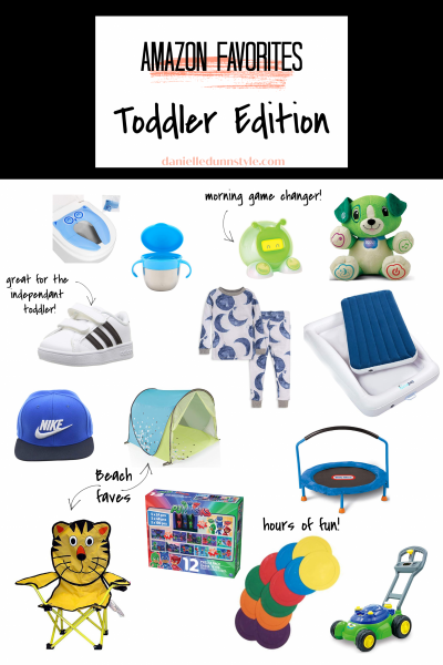 Amazon Toddler Favorites