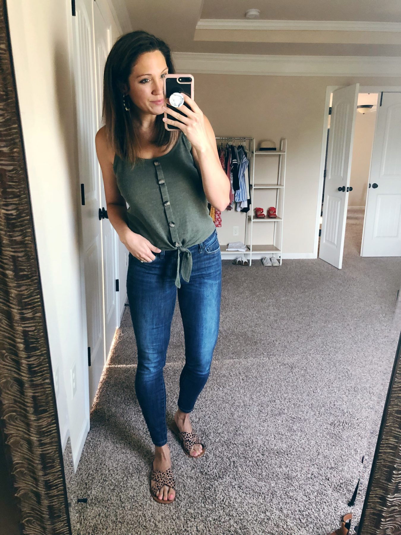 Summer Capsule - casual mom style