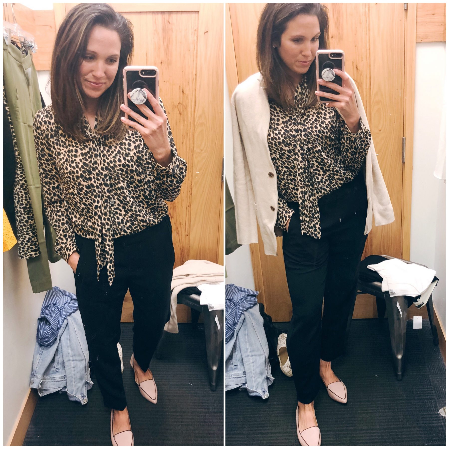 J Crew Factory Fall Workwear Try On