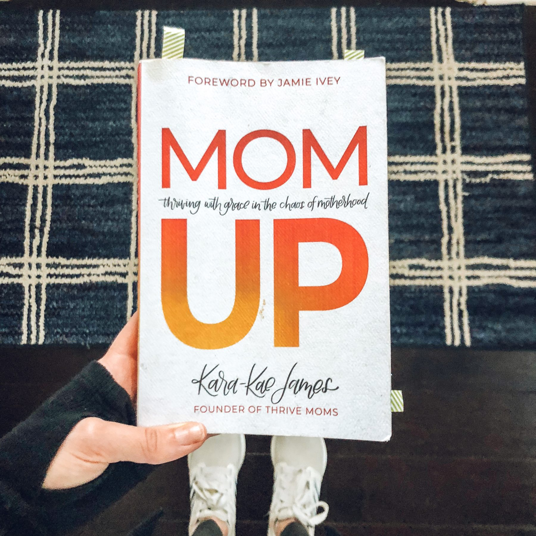 Mom Up Book Review