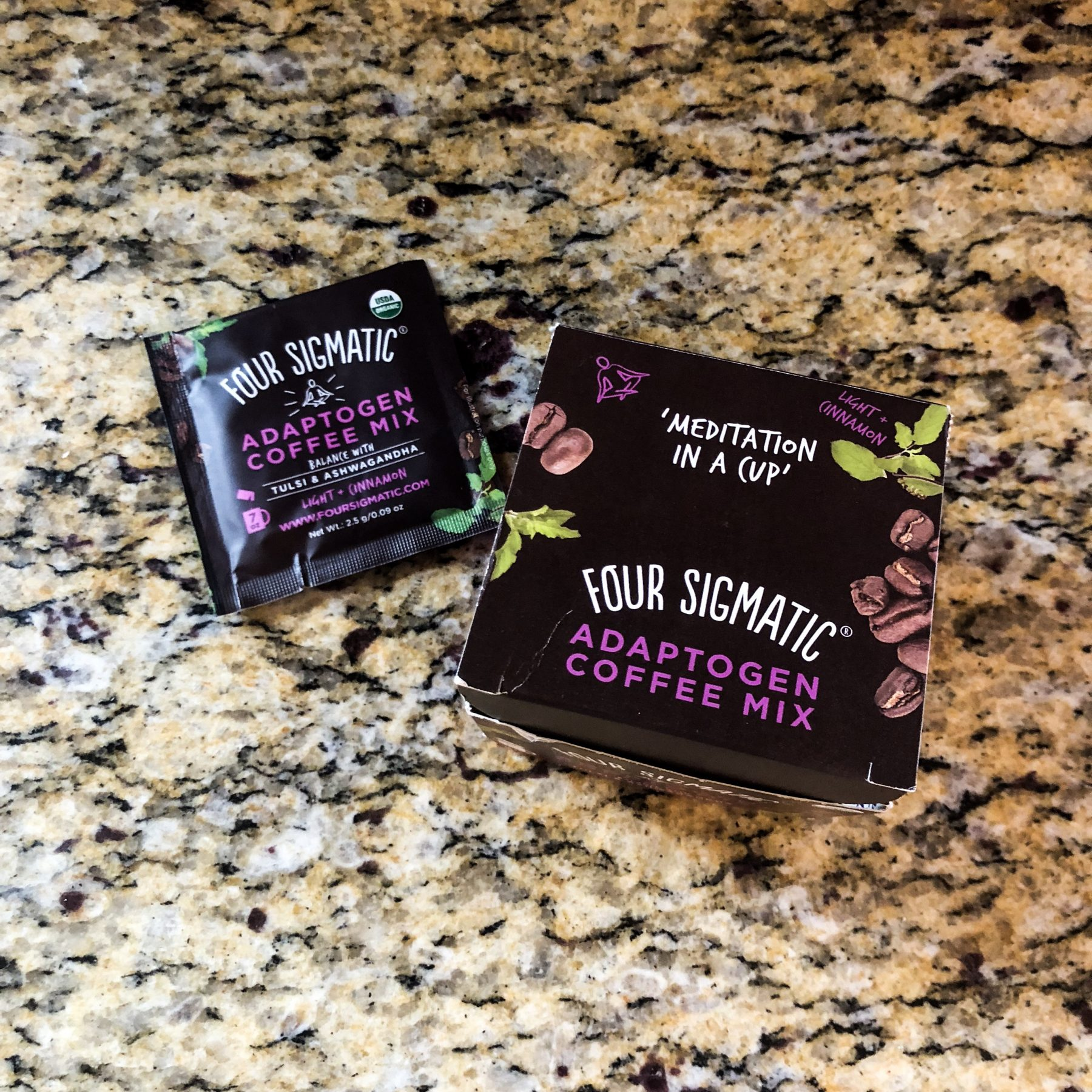 favorite four sigmatic coffee blend