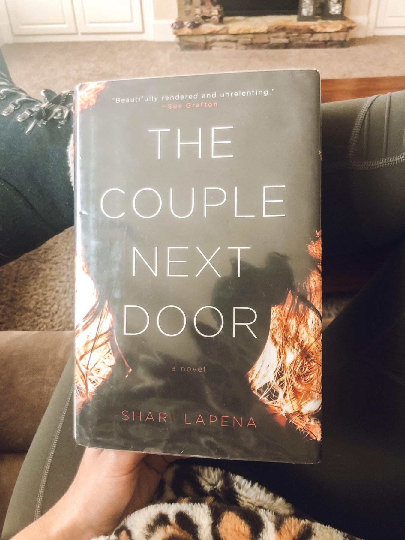 The Couple Next Door book review.